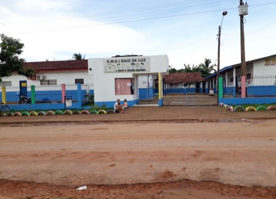 falta de ônibus em ro prejudica ida de crianças às escolas