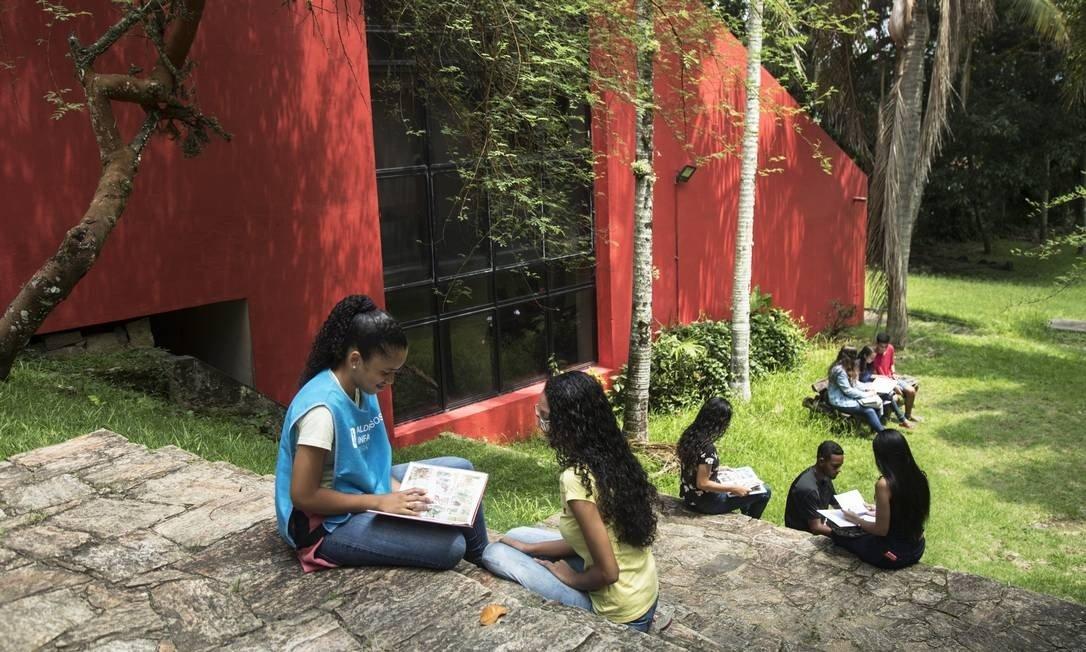 aldeias infantis de rio claro são exemplo de desenvolvimento