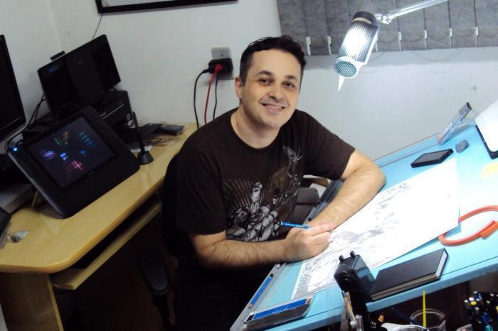 comiccon rs homenageará quadrinista brasileiro