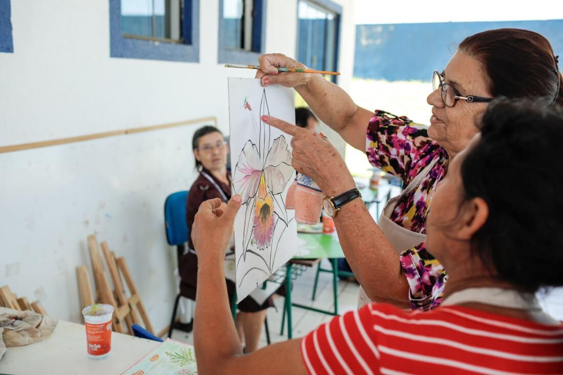 inclusão social deixa idosos menos doentes