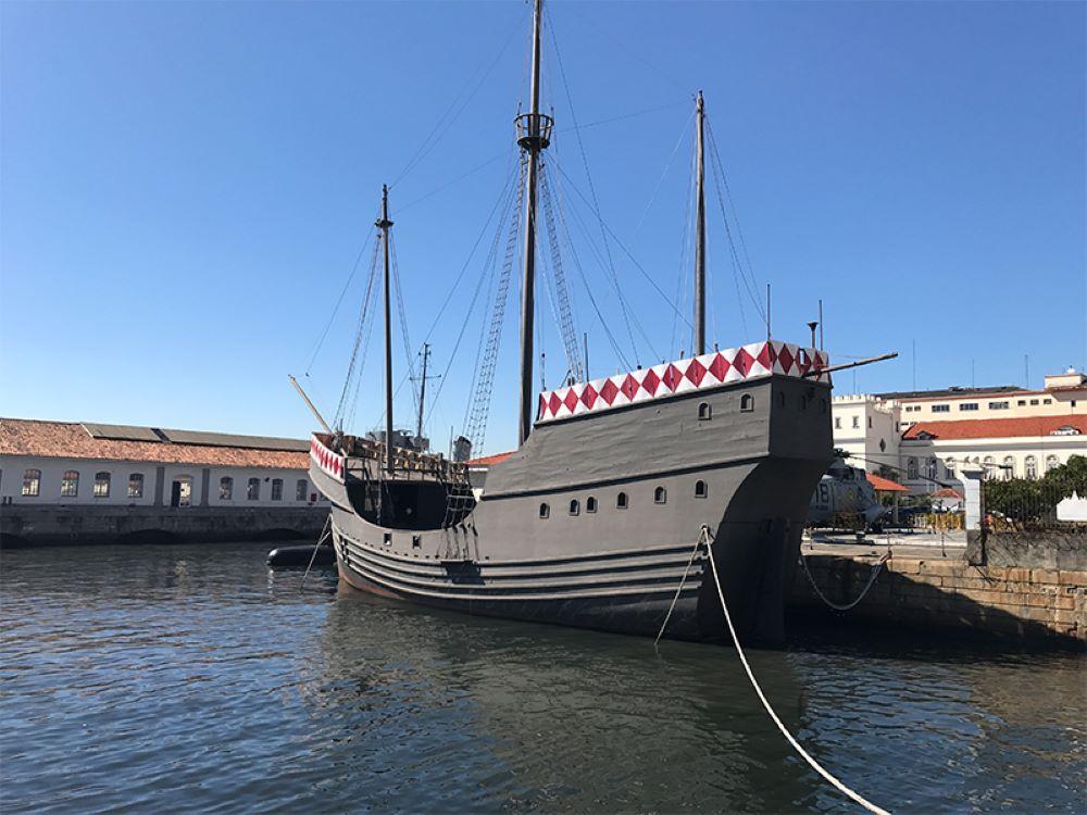 passeio - conheça a rota do espaço cultural da marinha