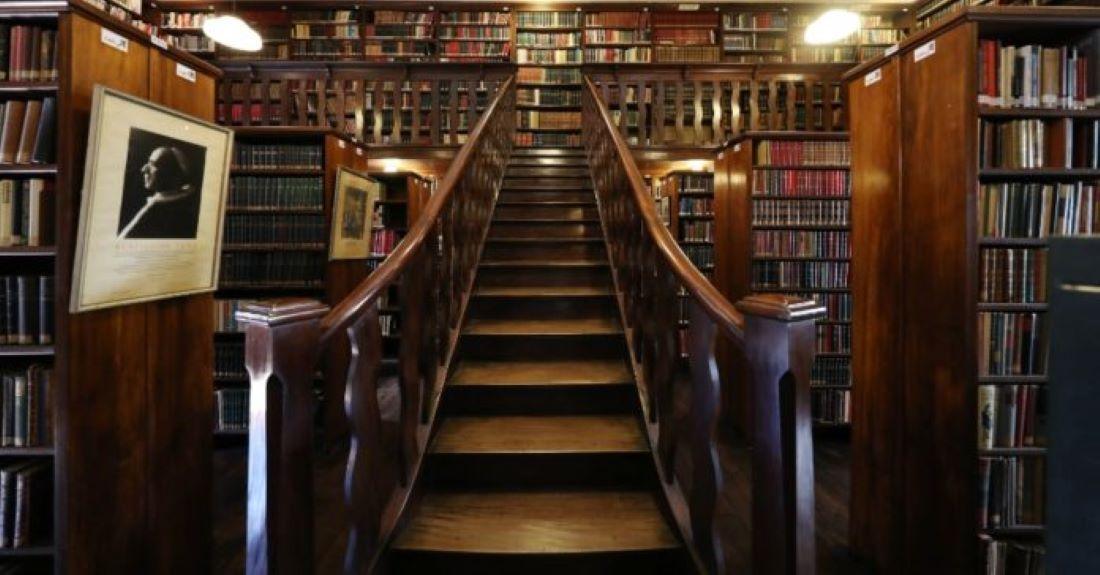 saiba mais sobre a biblioteca mais antiga de são paulo