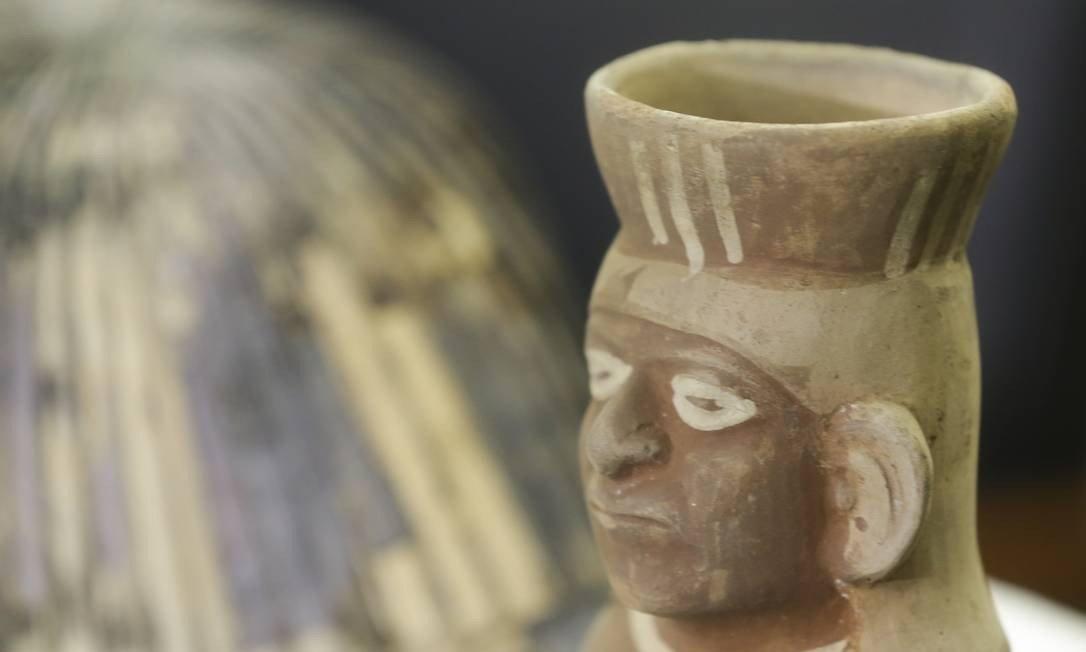 caixa cultural vai expor peças resgatadas do museu nacional