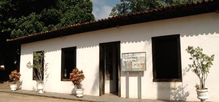 taubaté recebe exposição no sítio do picapau amarelo