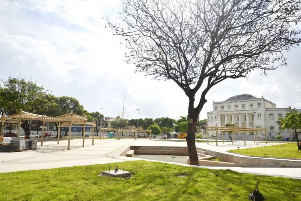 população de são luís (ma) ocupa mais espaços verdes da cidade