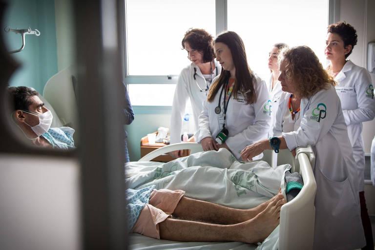 inteligência artificial - cuidado paliativo ou tratar o câncer