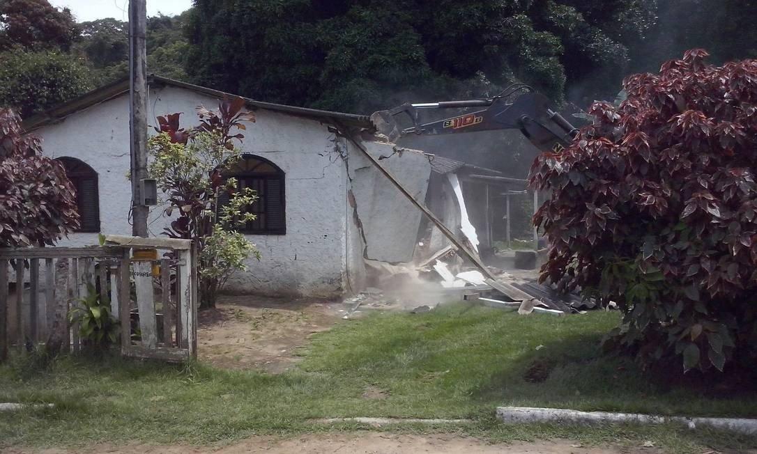 aldeia imbuhy é oficialmente extinta, em niterói