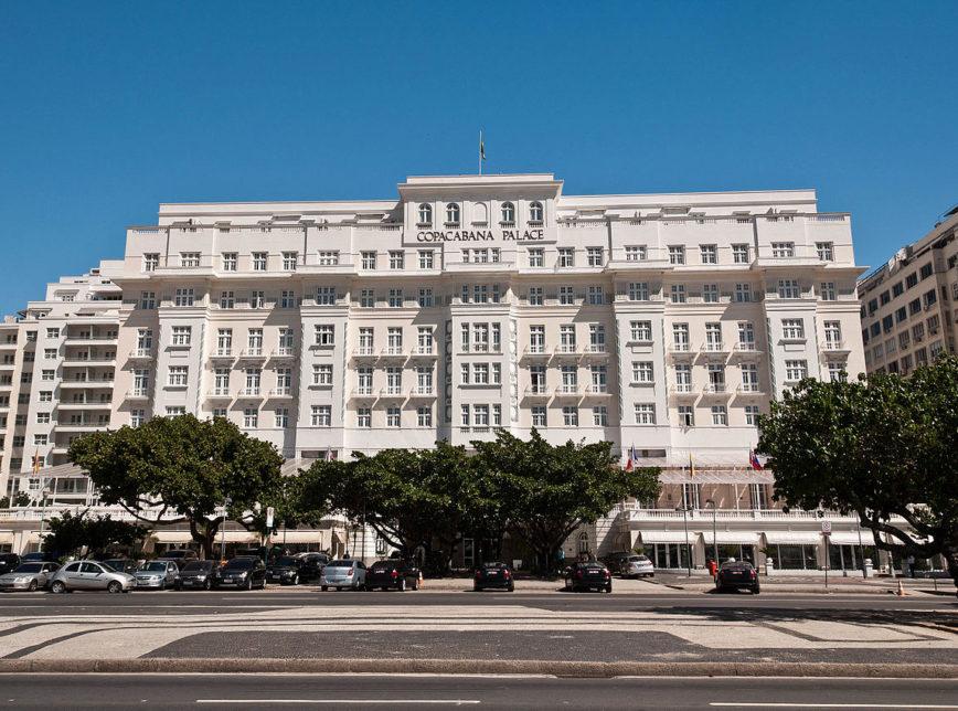 copacabana palace deixa de funcionar pela primeira vez em 97 anos