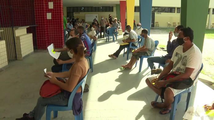 escolas do recife passam a emitir rg para saque do auxílio emergencial