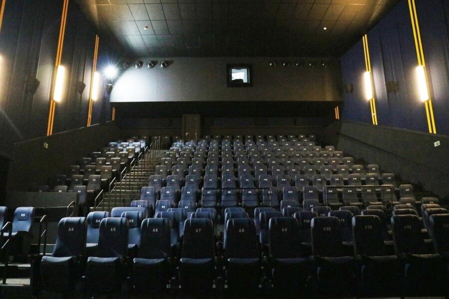 inscrições de programa para pequenos exibidores de cinema estão abertas