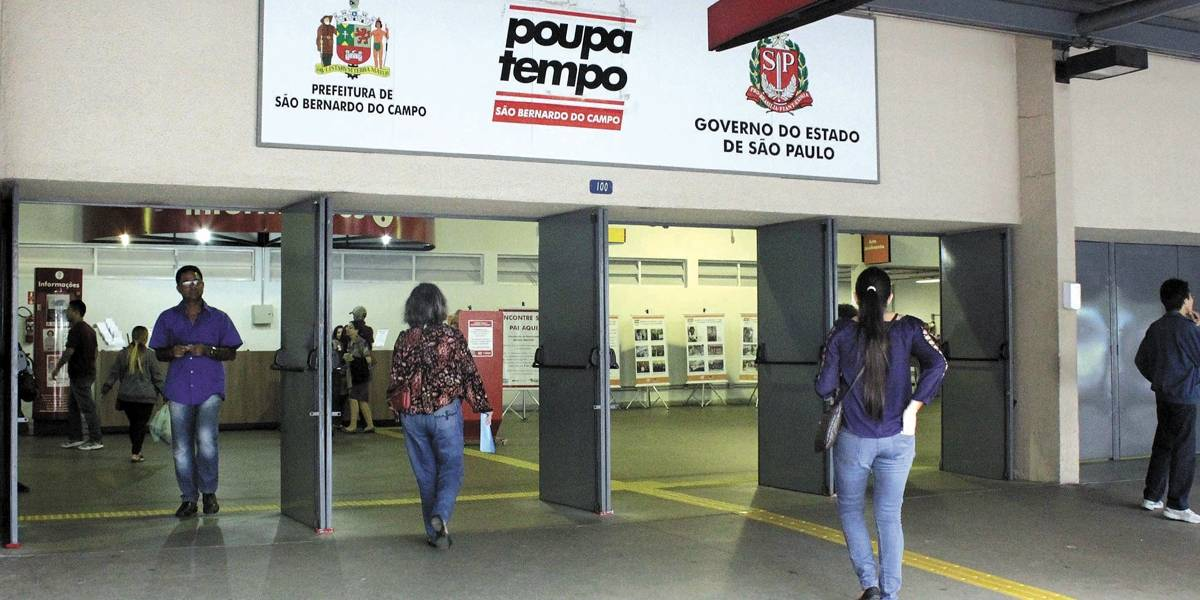 ciretrans se transformam em unidades do poupatempo no estado de sp