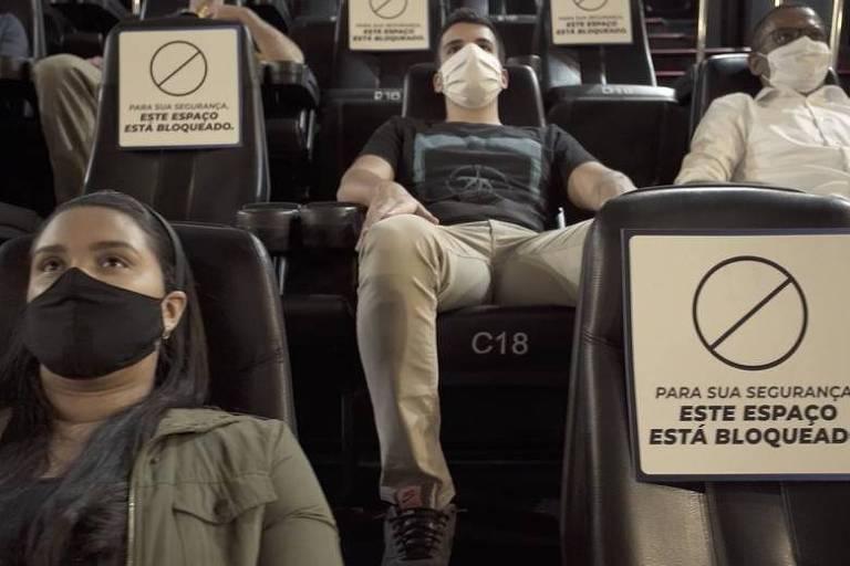 cinemas do rj reabrem com programação de clássicos