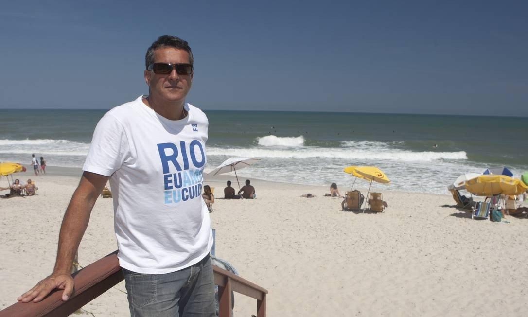 gestor do parque municipal da prainha - surfistas pedem sua permanência