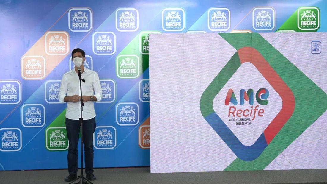 auxílio municipal emergencial recife lança projeto para ajudar 120 mil pessoas