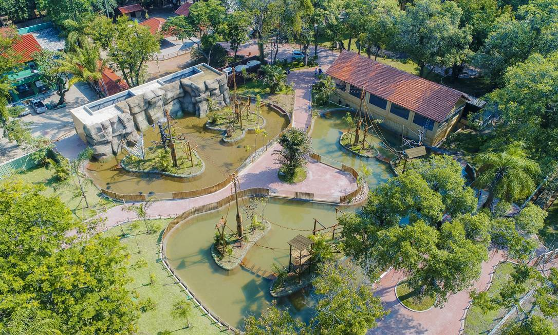 ecocirco é atração deste mês do bioparque rio