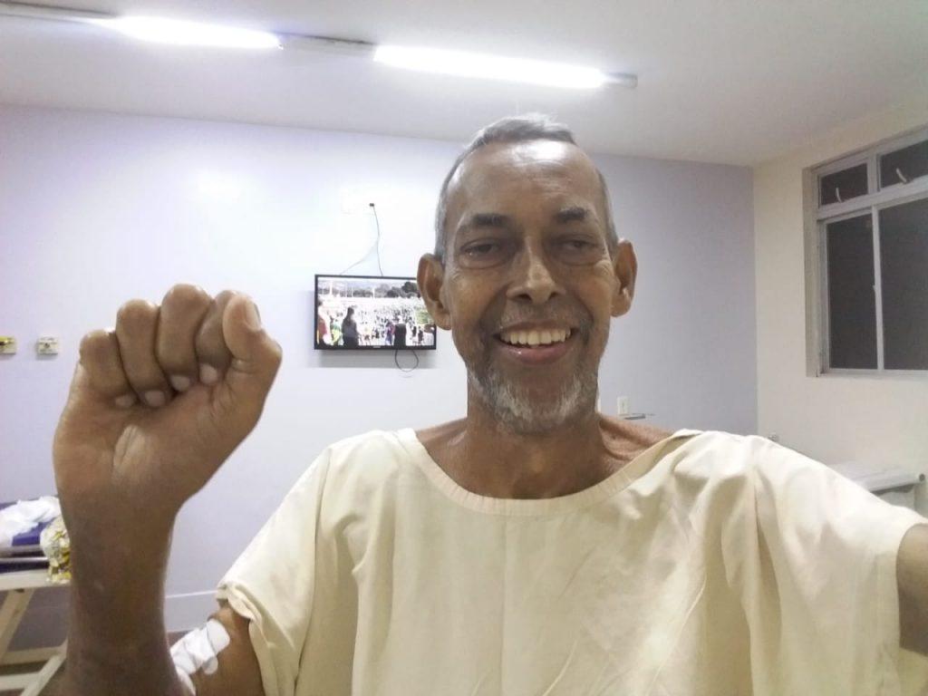 1º alagoano transplantado de fígado recebe alta em maceió